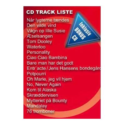 Four Jacks - Åh, den vej til Mandalay - DVD+CD